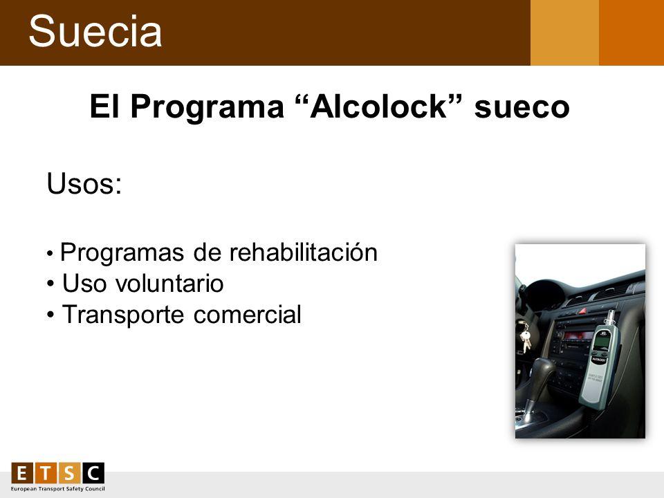 El Programa Alcolock sueco