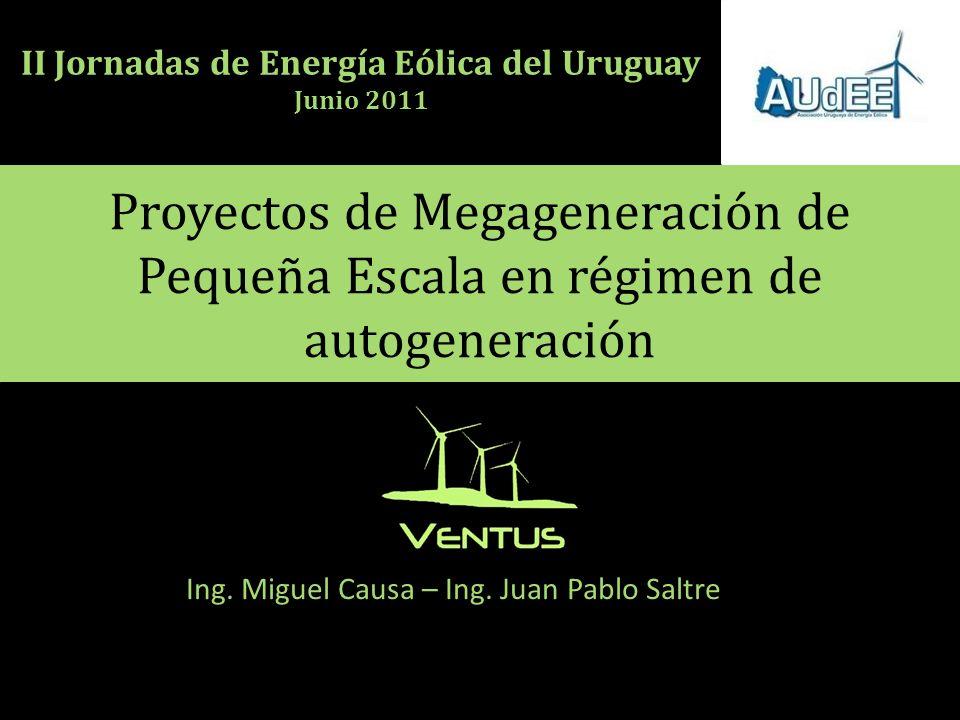 Ing. Miguel Causa – Ing. Juan Pablo Saltre