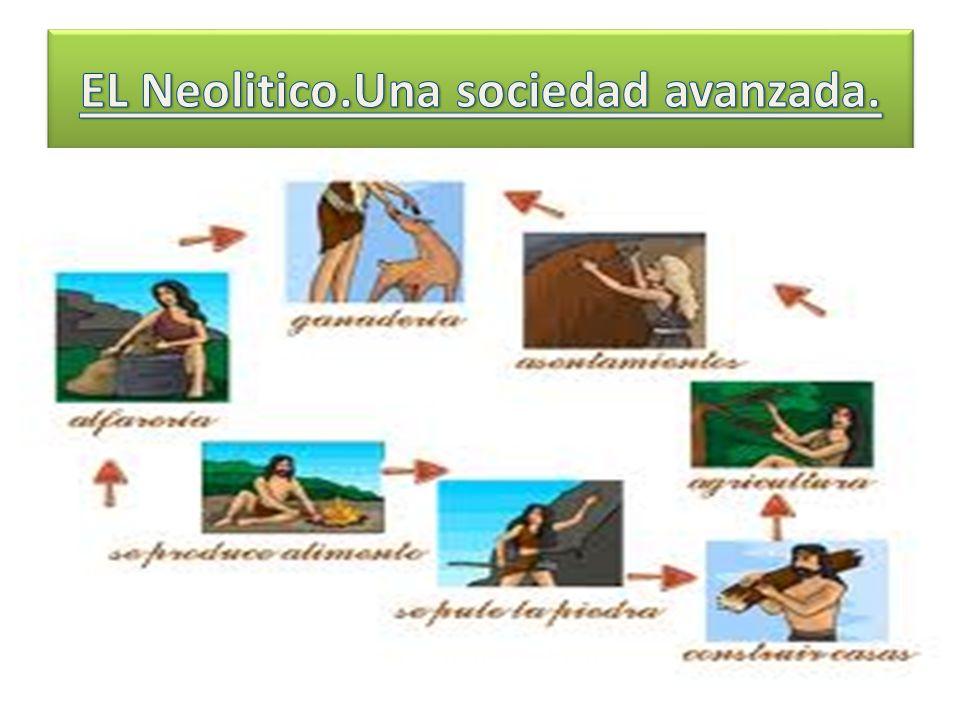 EL Neolitico.Una sociedad avanzada.