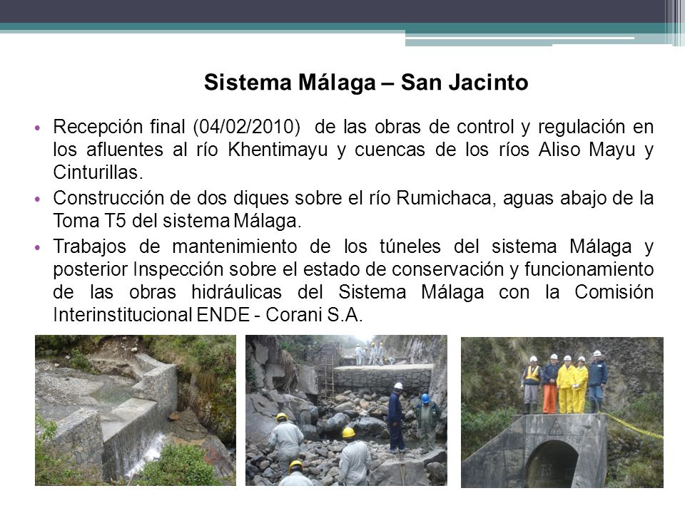 Sistema Málaga – San Jacinto