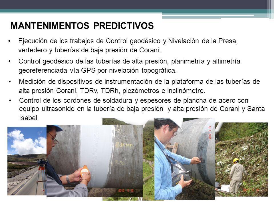 MANTENIMENTOS PREDICTIVOS