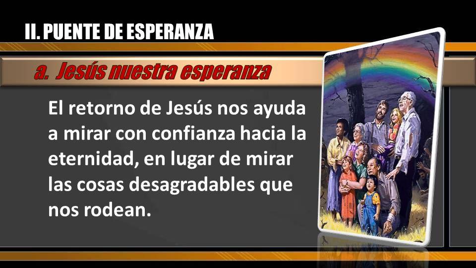 a. Jesús nuestra esperanza
