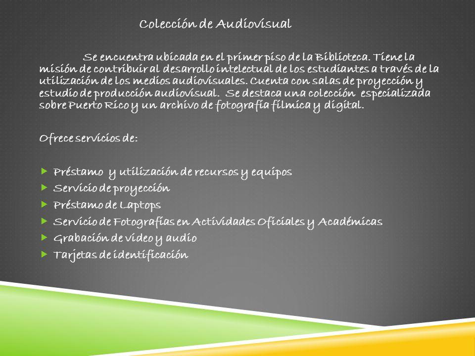 Colección de Audiovisual