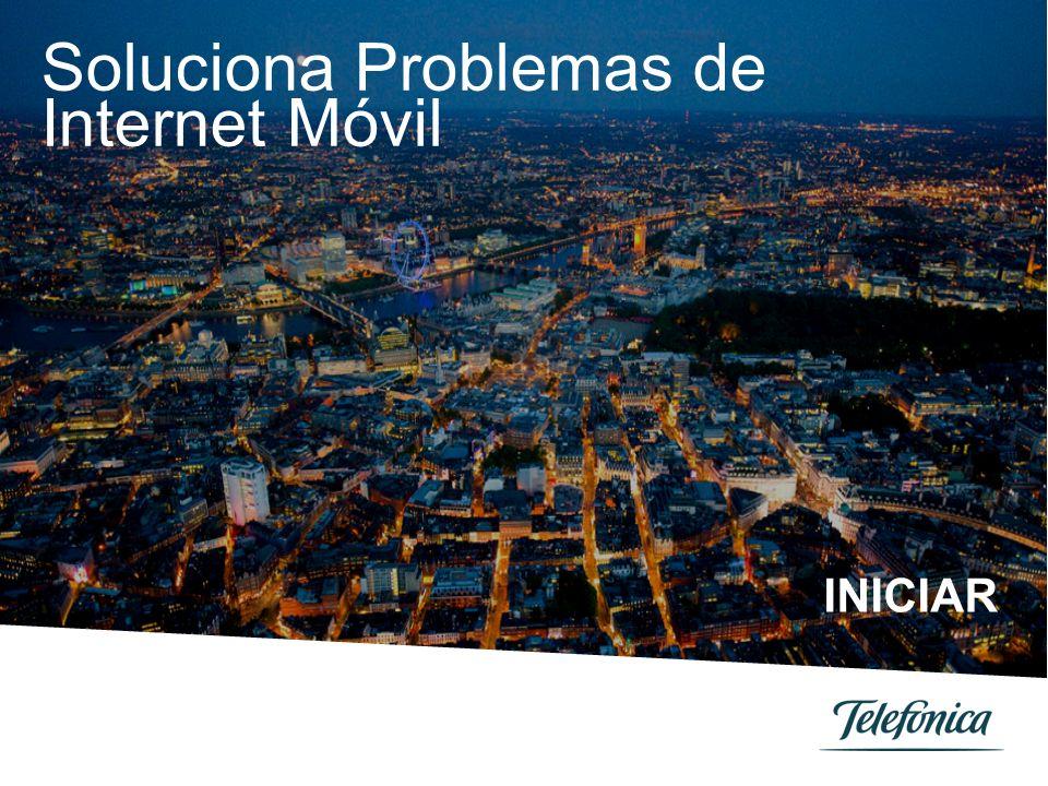 Soluciona Problemas de Internet Móvil