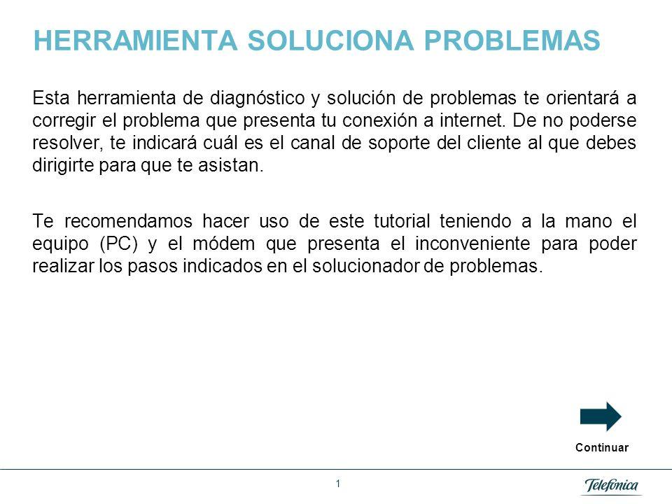 HERRAMIENTA SOLUCIONA PROBLEMAS