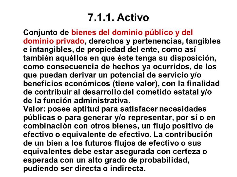 7.1.1. Activo