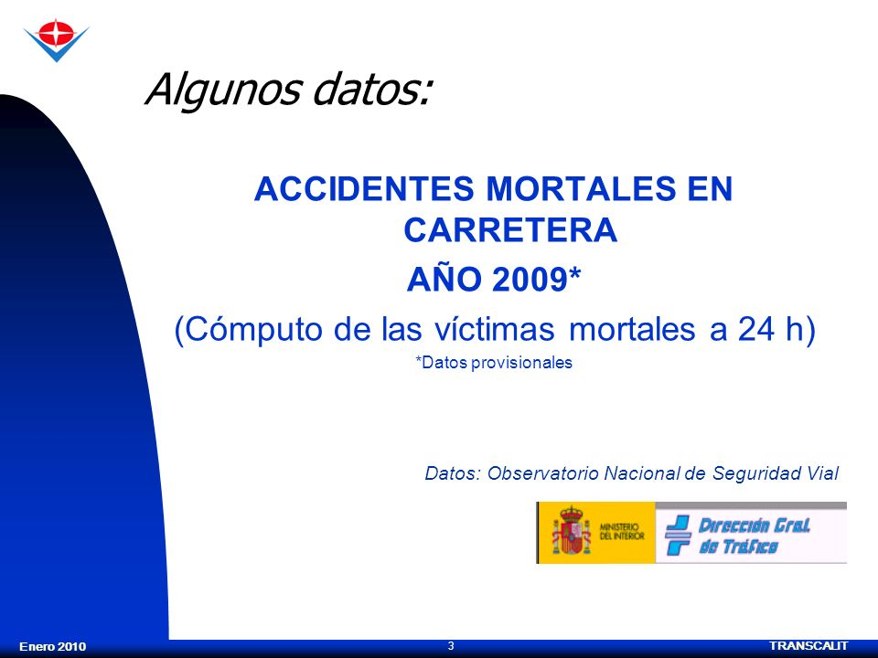 ACCIDENTES MORTALES EN CARRETERA