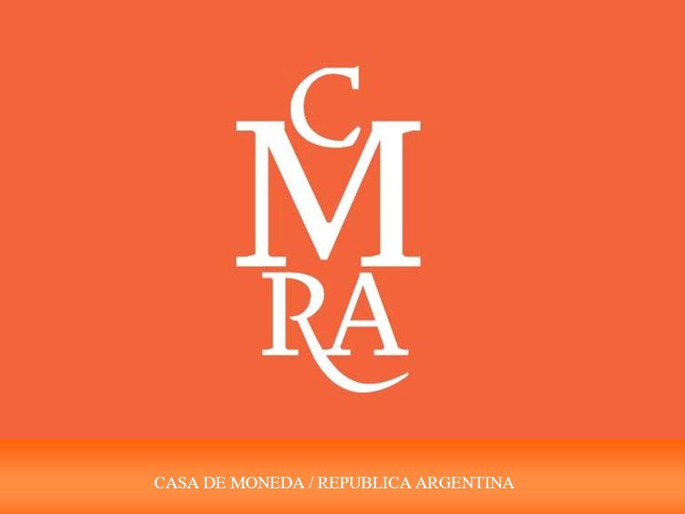 CASA DE MONEDA / REPUBLICA ARGENTINA