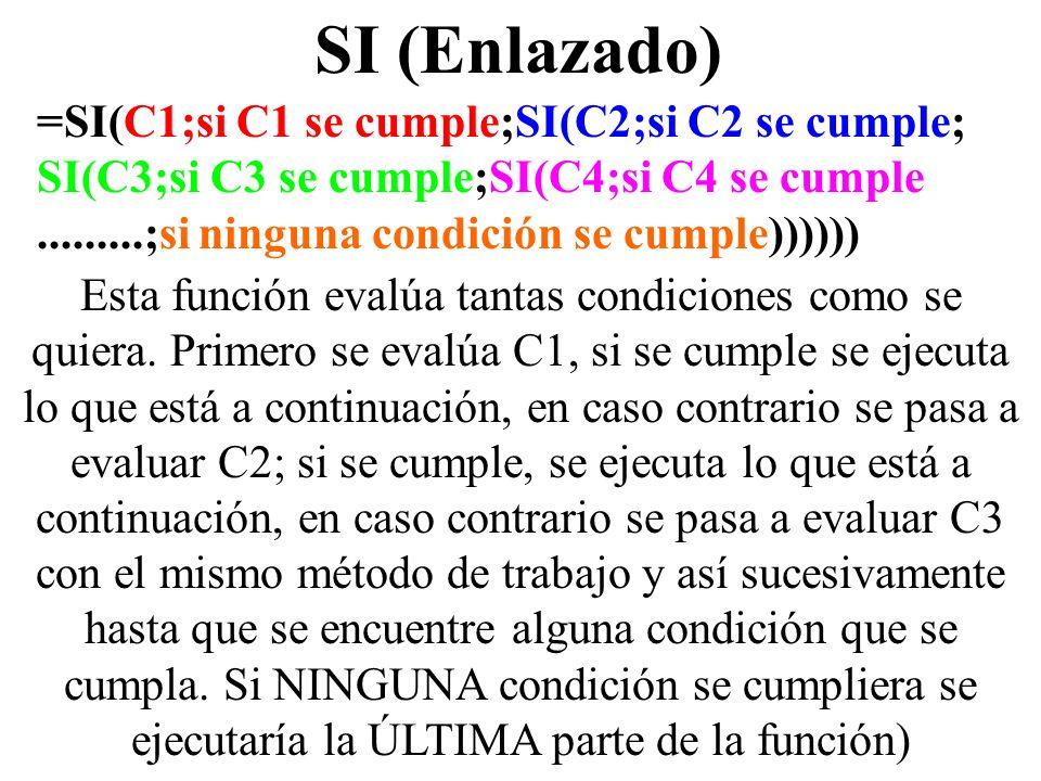 SI (Enlazado)