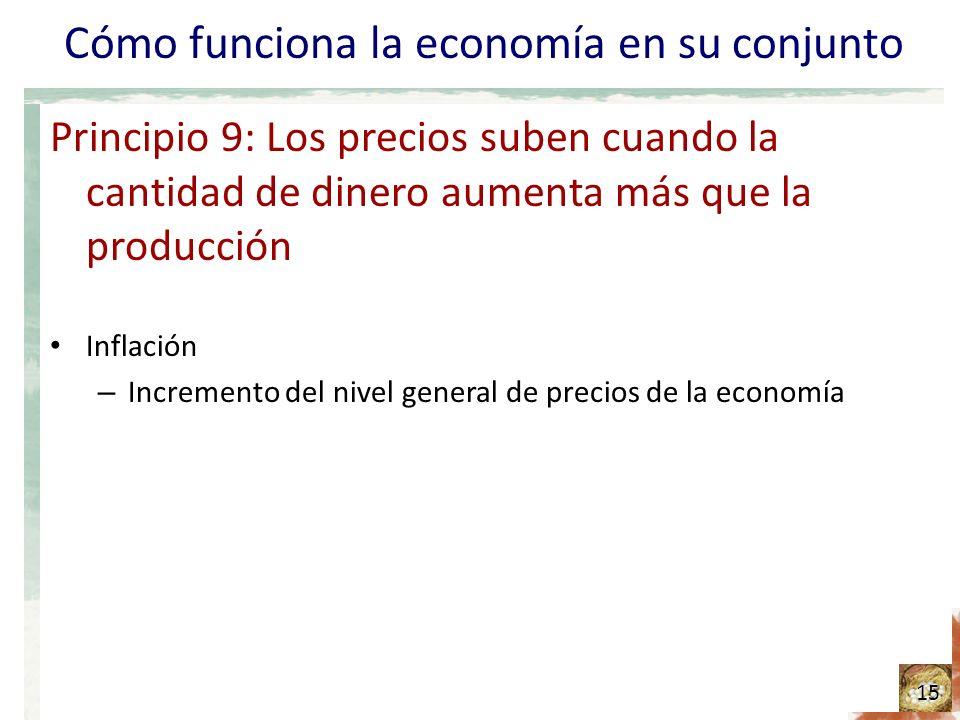 Cómo funciona la economía en su conjunto