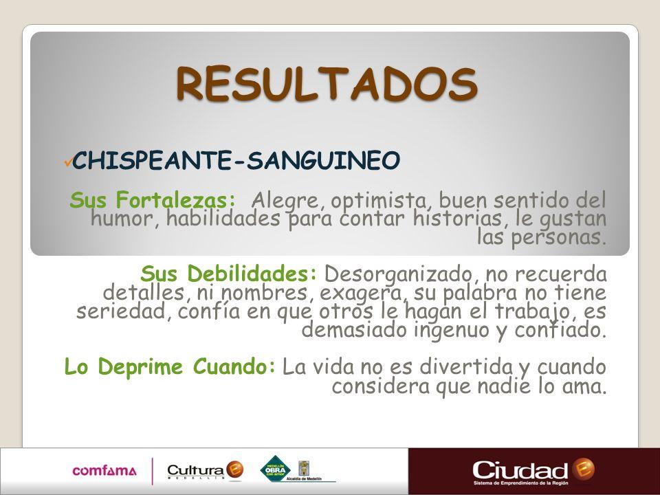 RESULTADOS CHISPEANTE-SANGUINEO