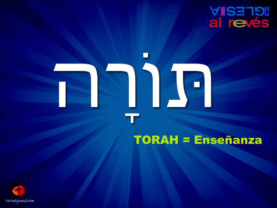 TORAH = Enseñanza