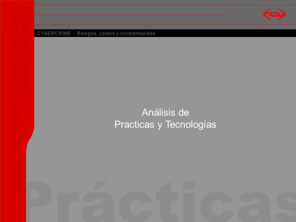 Practicas y Tecnologías