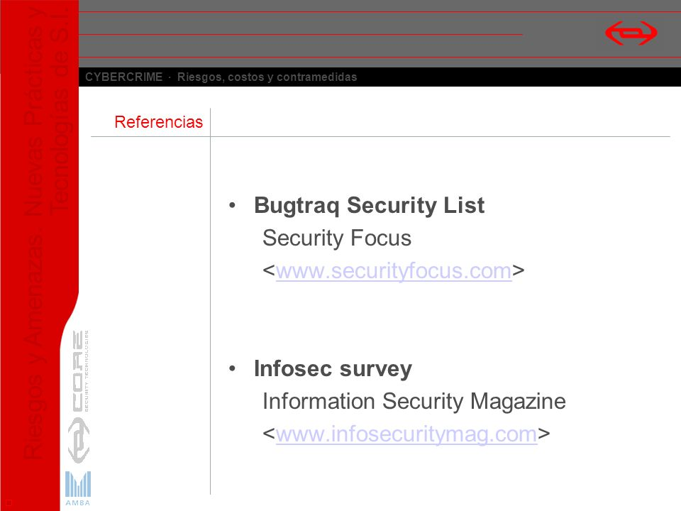 Information Security Magazine <www.infosecuritymag.com>