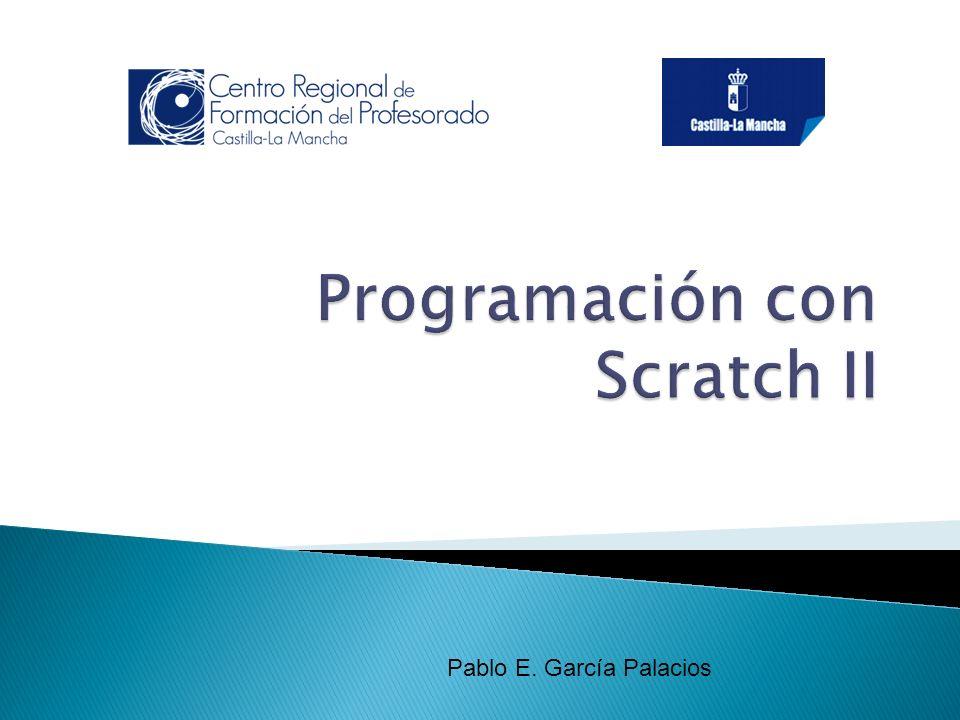 Programación con Scratch II