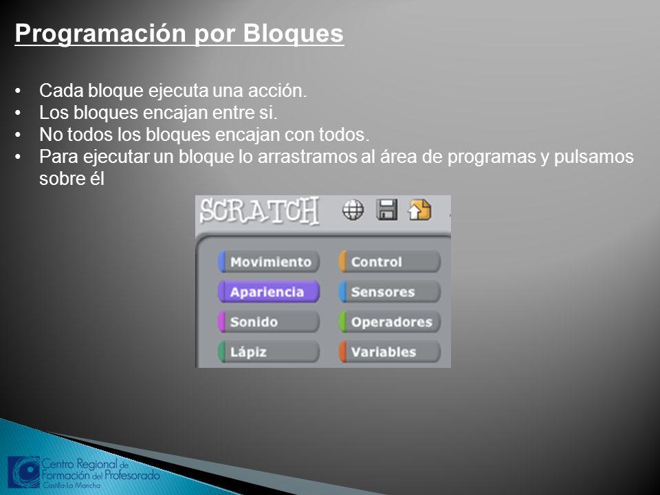 Programación por Bloques