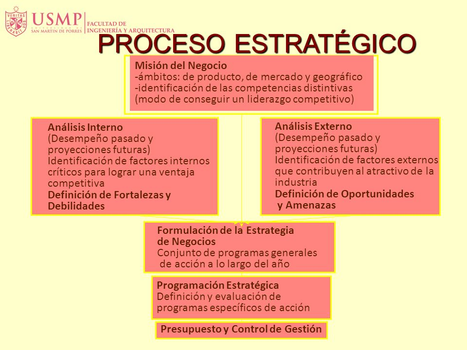 PROCESO ESTRATÉGICO Misión del Negocio