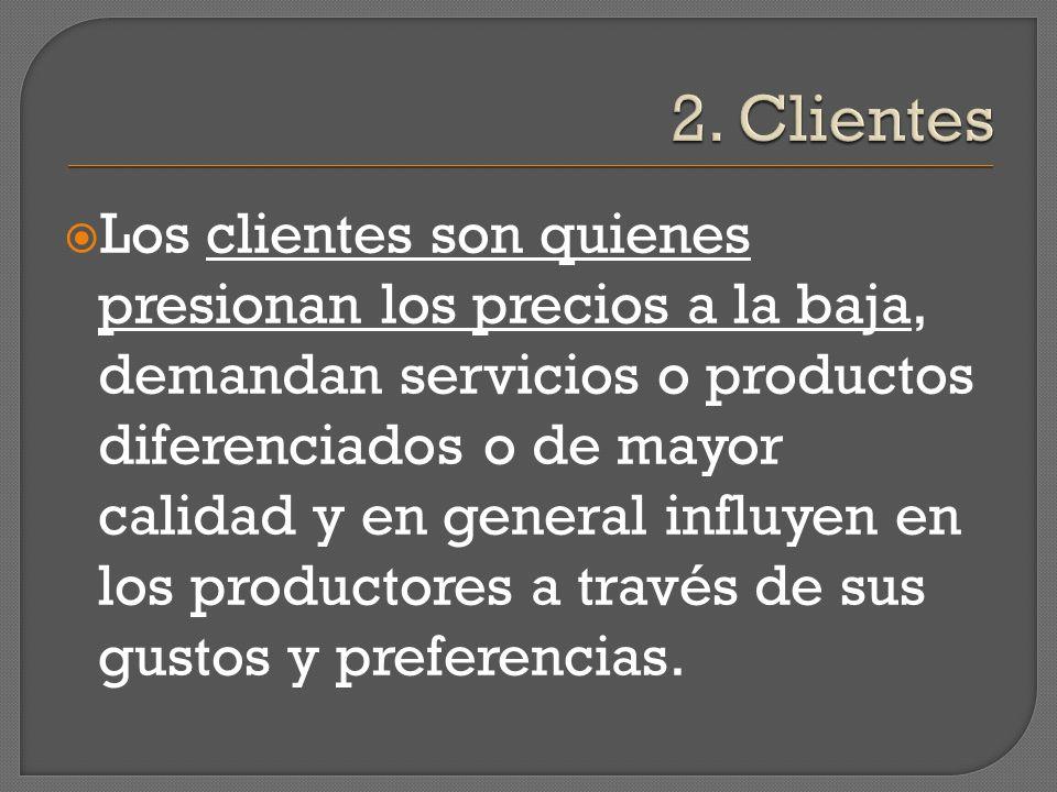 2. Clientes