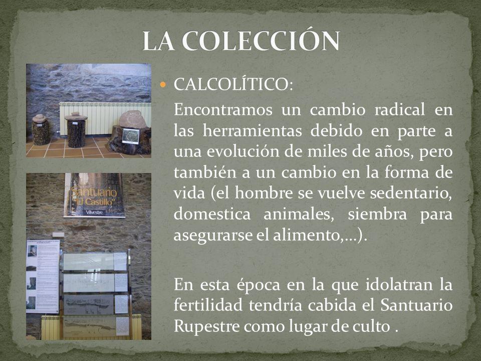 LA COLECCIÓN CALCOLÍTICO: