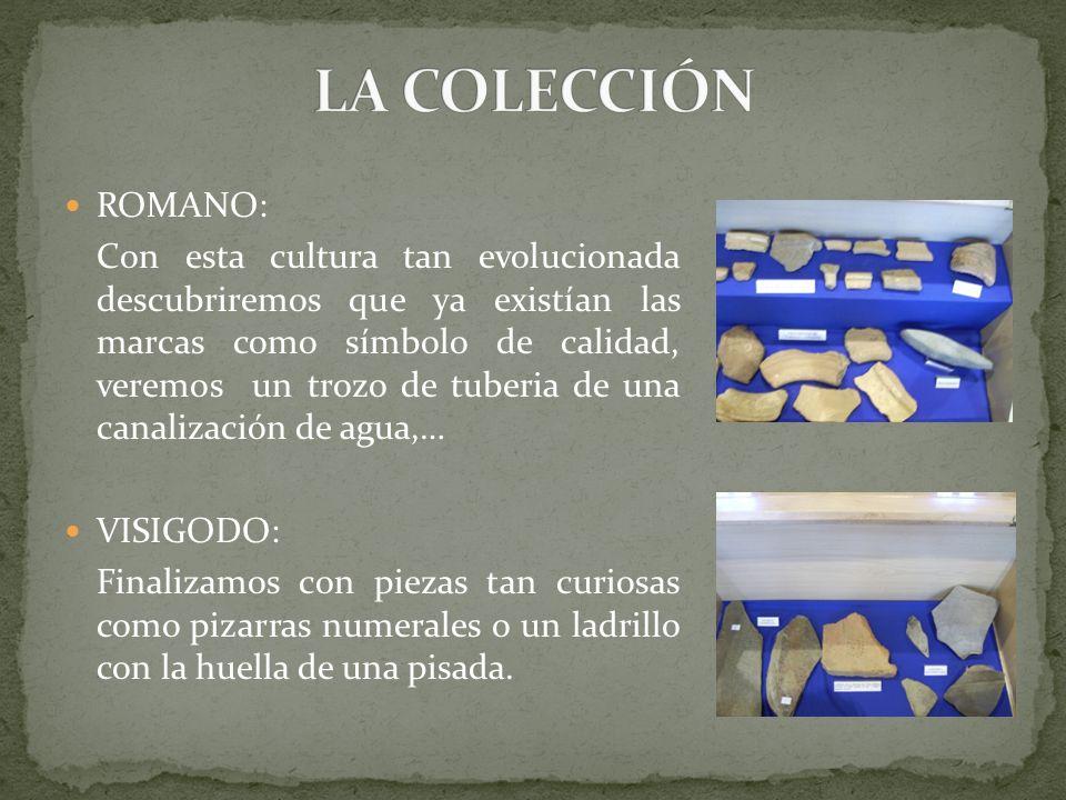 LA COLECCIÓN ROMANO: