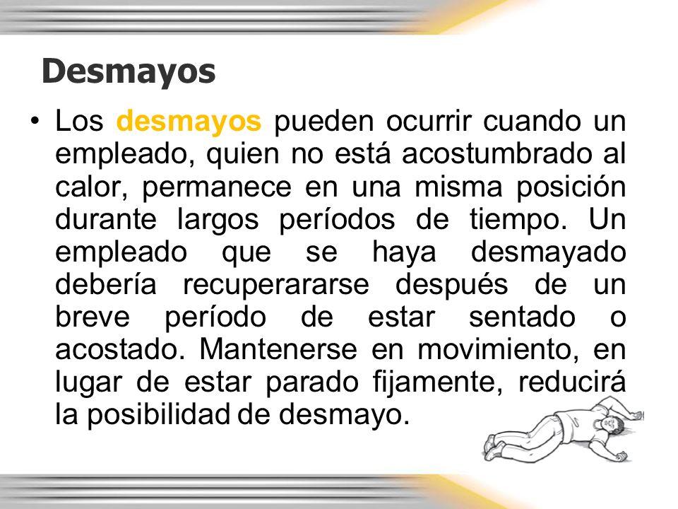 Desmayos