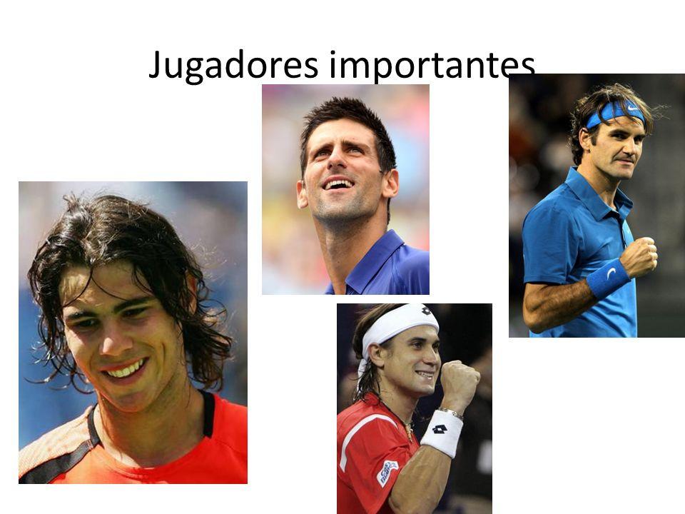 Jugadores importantes