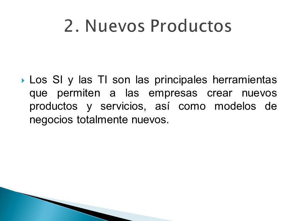 2. Nuevos Productos