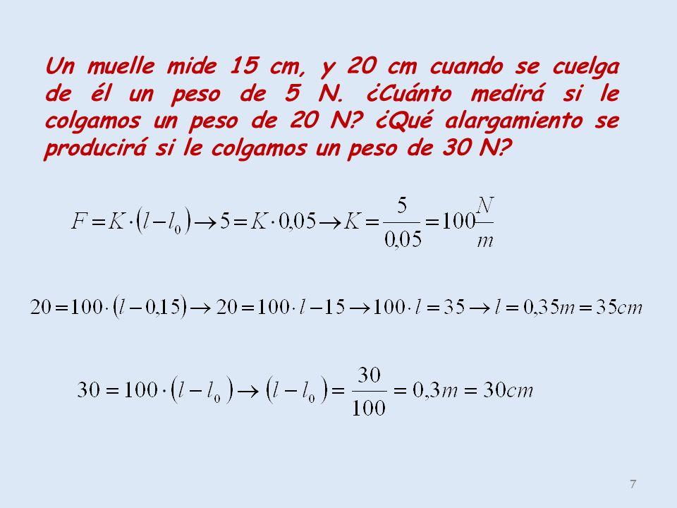 Tema 2 est tica las fuerzas ppt video online descargar for Cuanto peso aguanta un cuelga facil