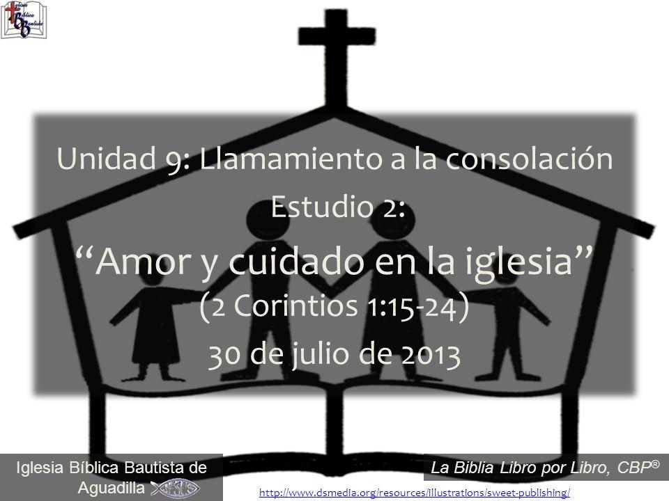 Amor y cuidado en la iglesia (2 Corintios 1:15-24)