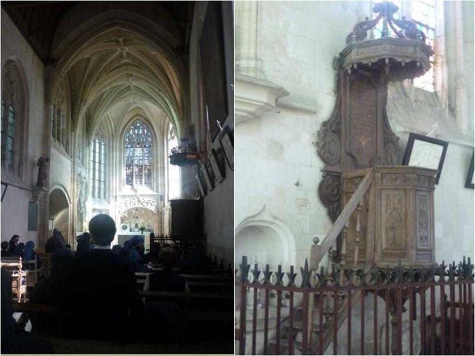 El día 25 de Enero de 1617,conversión de San Pablo, Margarita de Silly