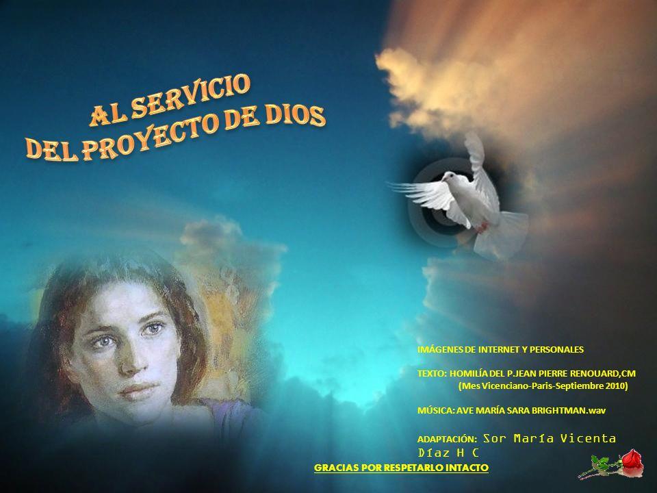Al Servicio del Proyecto de Dios