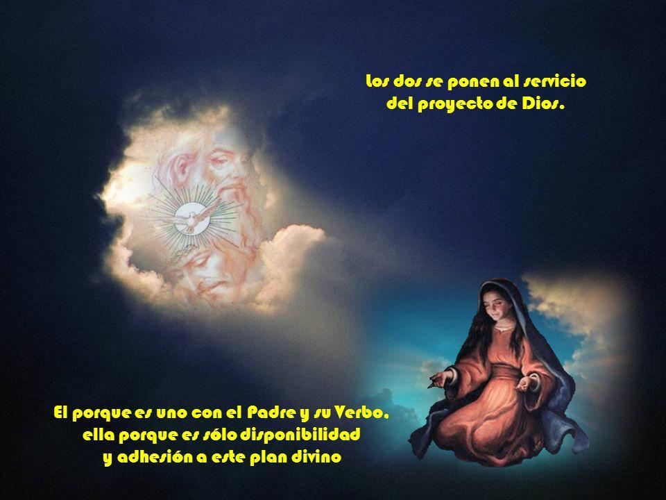 Los dos se ponen al servicio del proyecto de Dios.
