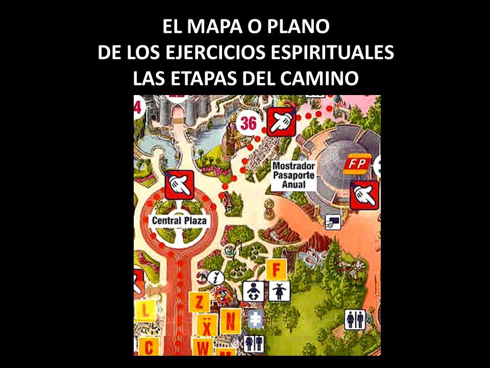 EL MAPA O PLANO DE LOS EJERCICIOS ESPIRITUALES