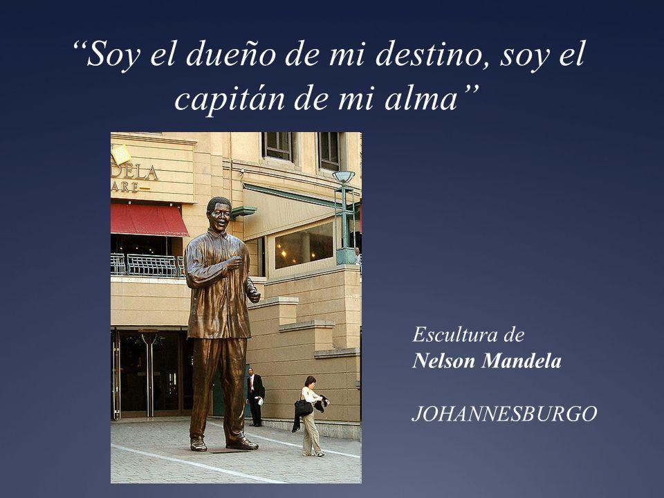 Soy el dueño de mi destino, soy el capitán de mi alma