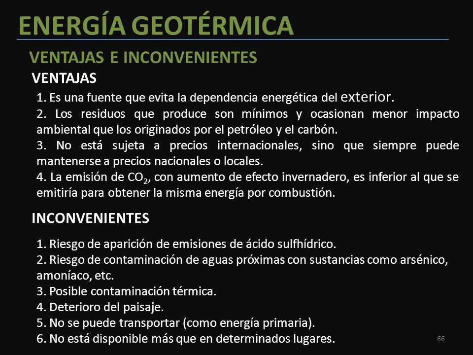 Unidad 3 energ as renovables ppt descargar - En que consiste la energia geotermica ...