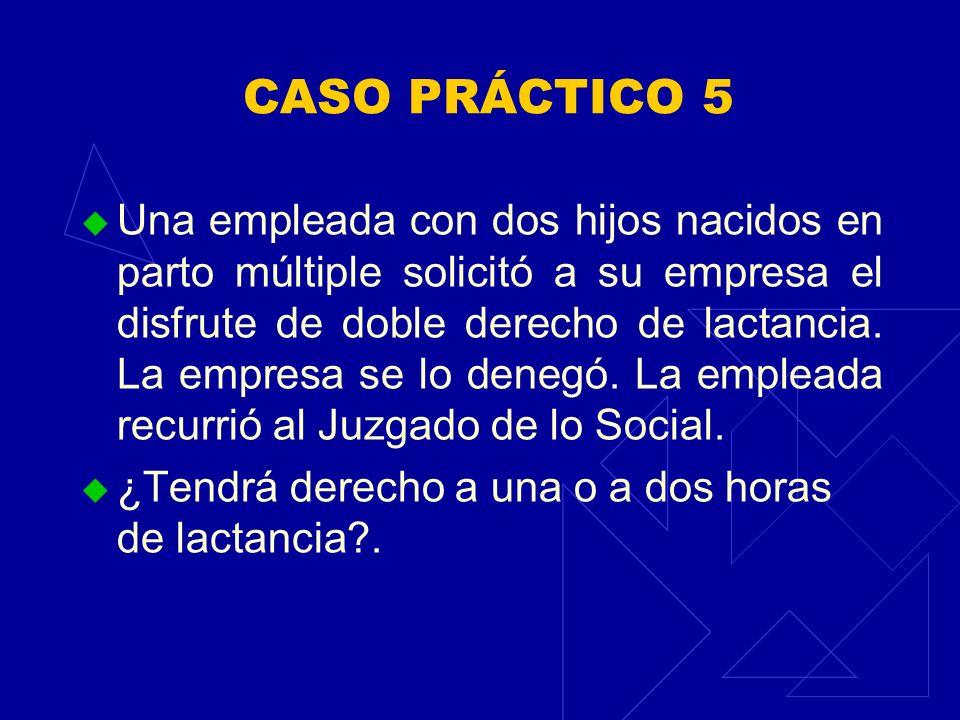 CASO PRÁCTICO 5