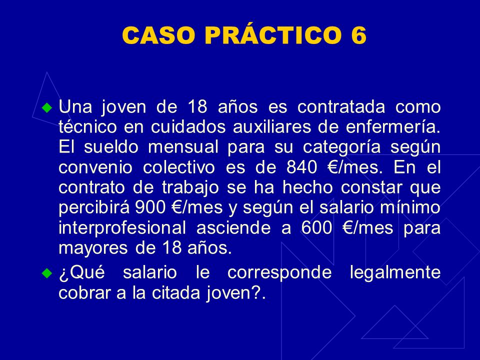 CASO PRÁCTICO 6
