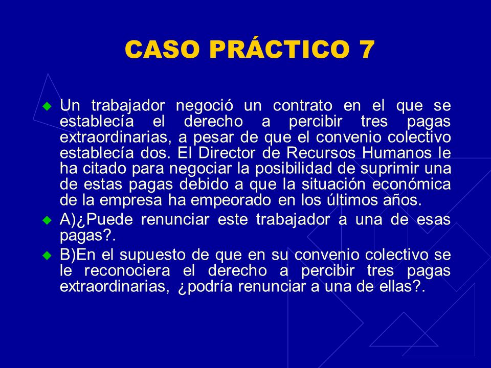 CASO PRÁCTICO 7