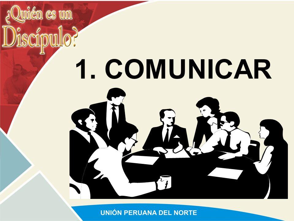 1. COMUNICAR