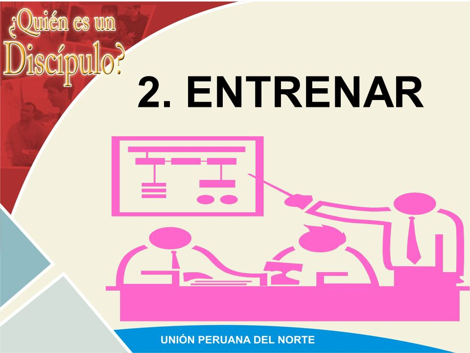 2. ENTRENAR