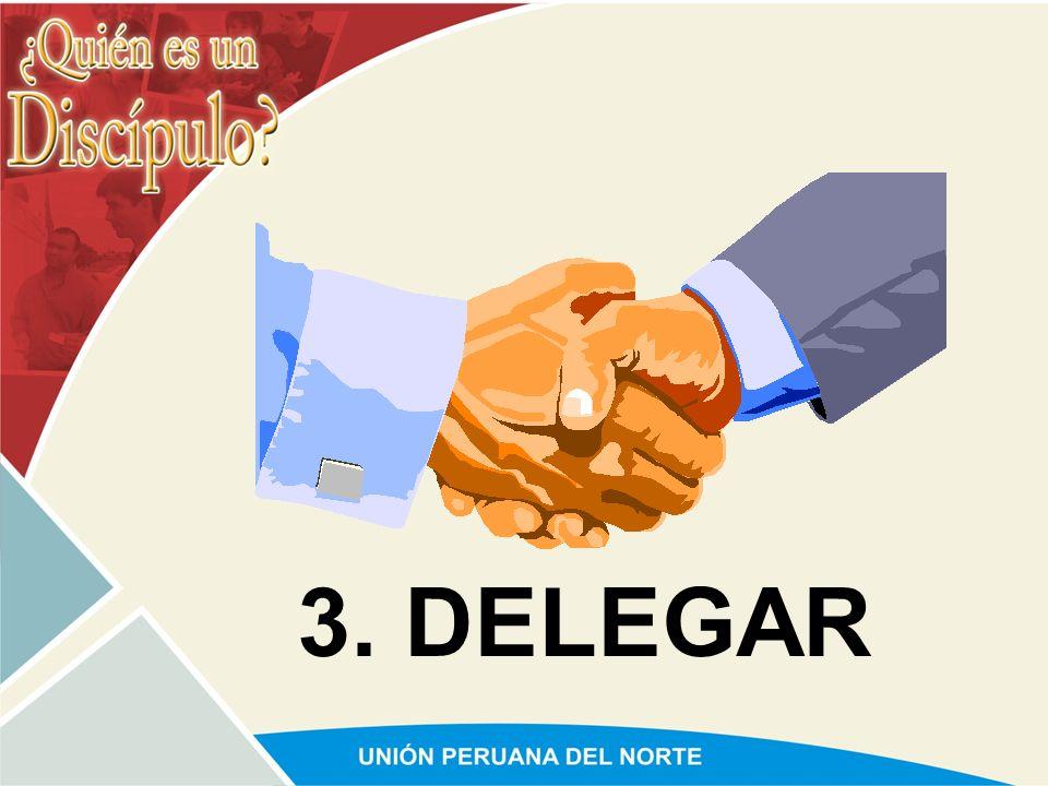 3. DELEGAR