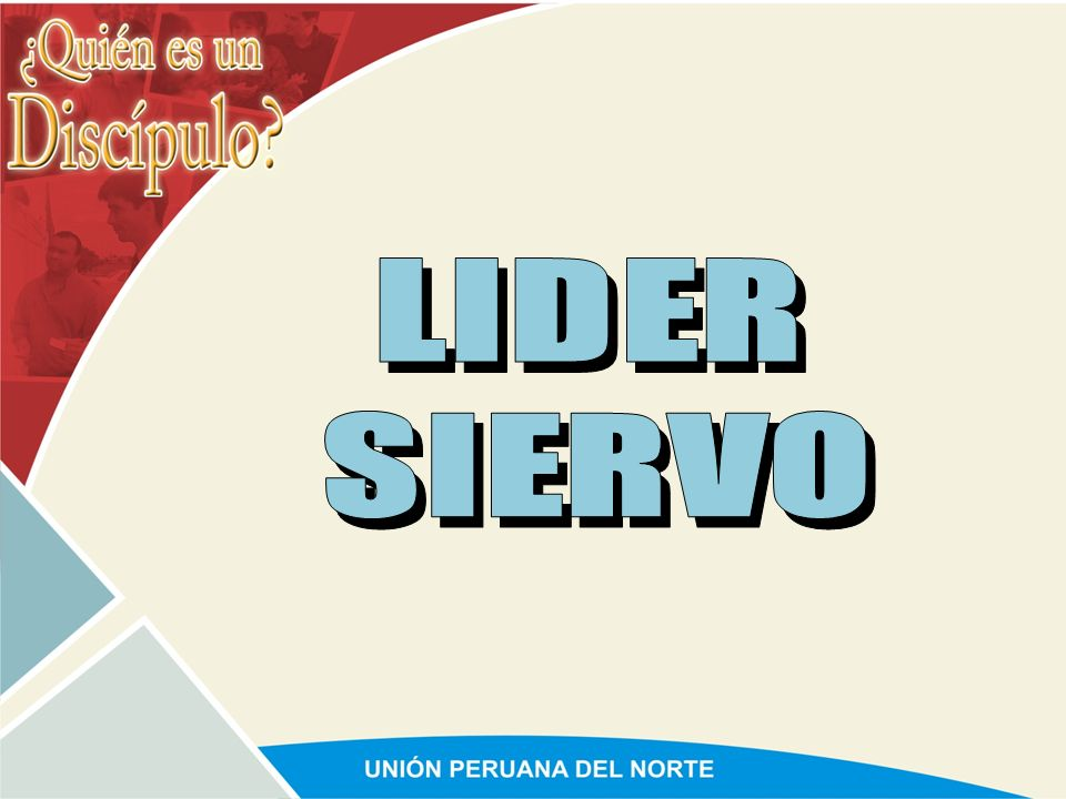 LIDER SIERVO