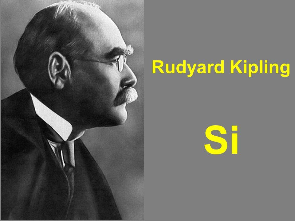 Rudyard Kipling Si