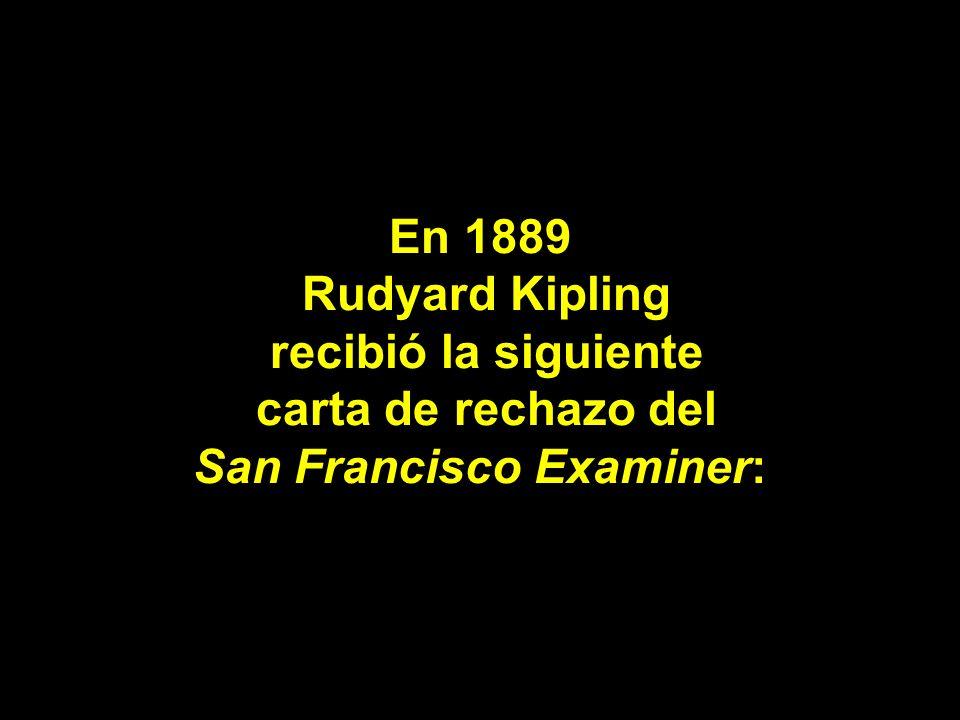 San Francisco Examiner: