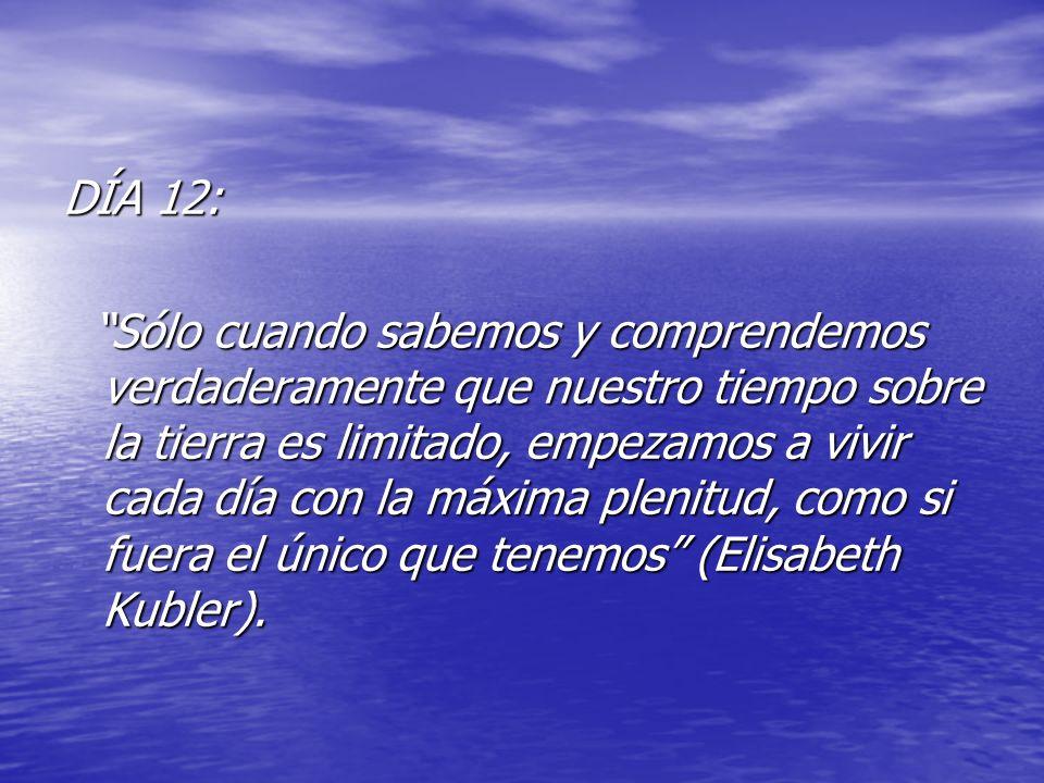 DÍA 12: