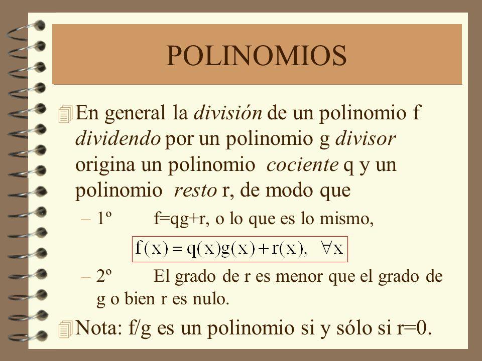 POLINOMIOS