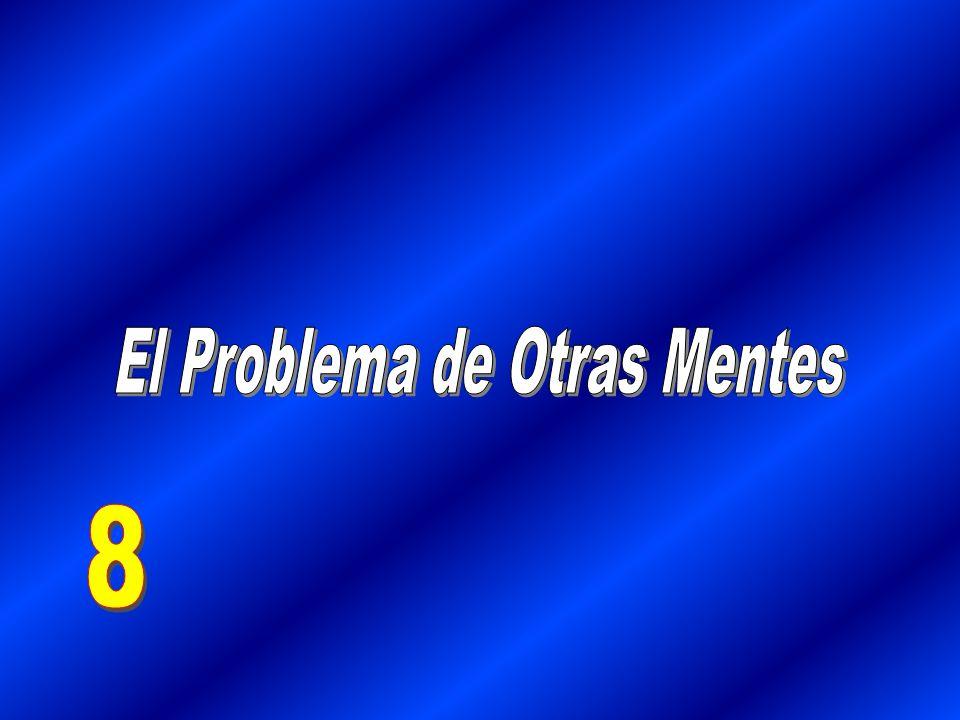 El Problema de Otras Mentes