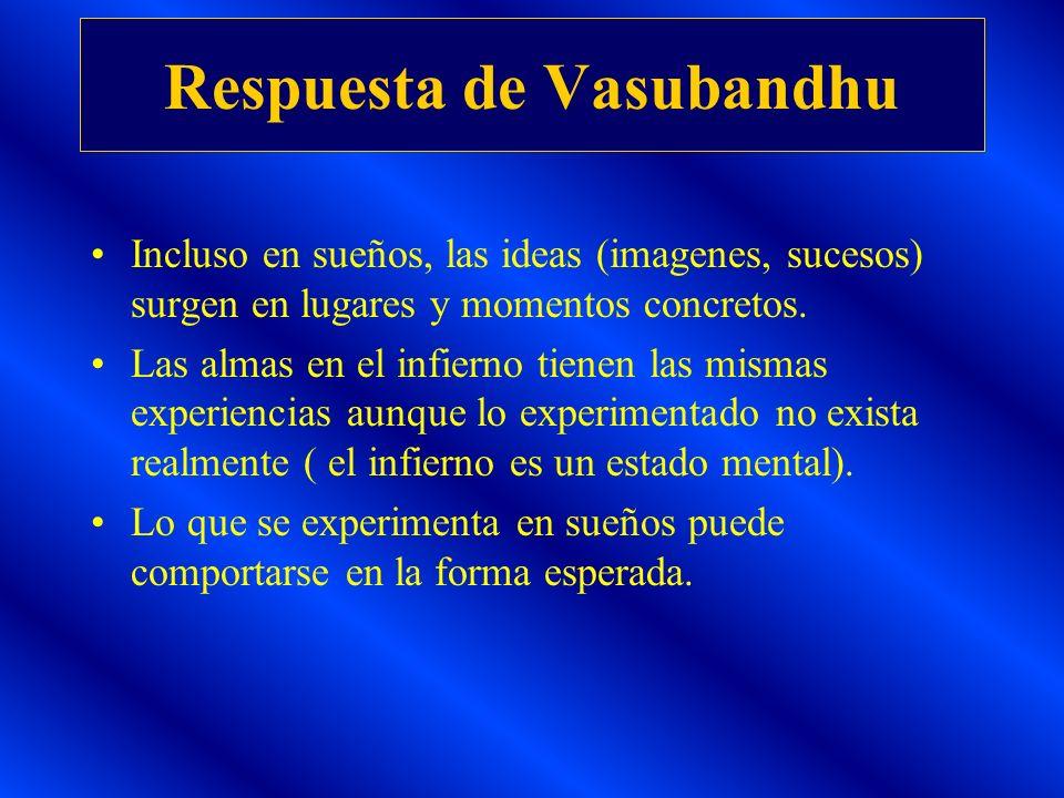 Respuesta de Vasubandhu