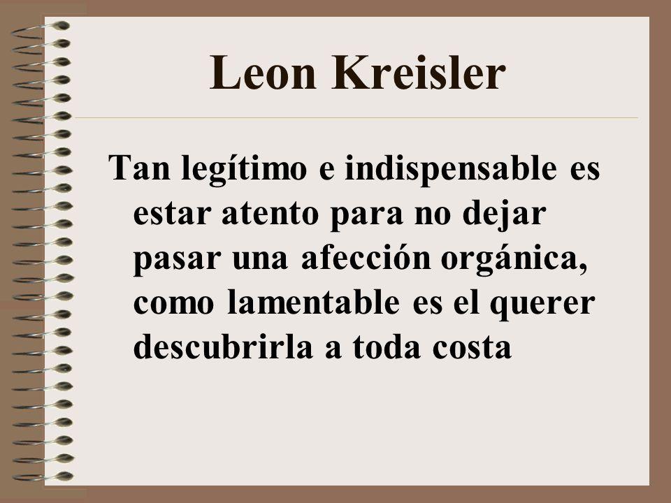 Leon Kreisler
