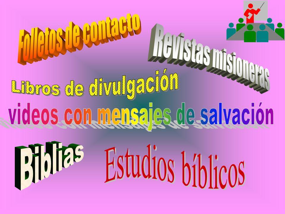videos con mensajes de salvación